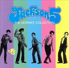 THE JACKSON 5 - THE ULTIMATE COLLECTION CD 21 TRACKS MICHAEL