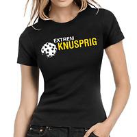 Extrem Knusprig Keks Cookies Sprüche Comedy Fun Lady Women Damen Girlie T-Shirt