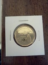 100th anniversary $1 commemorative Grey Cup loonie $1 direct from mint roll