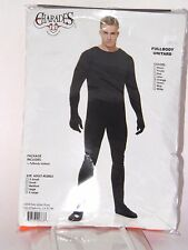 Size XL Men's Orange Full body Unitard Mascot Costume Cosplay Halloween Costume