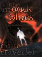 MOODY BLUES 1996 TIME TRAVELLER TOUR CONCERT PROGRAM BOOK BOOKLET / NMT 2 MINT