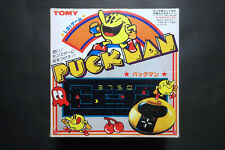 PUCKMAN - Pacman LSI TOMY GAME JAPAN Very Good Condition