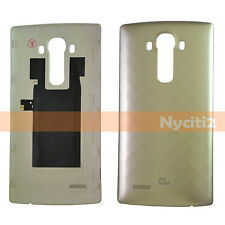 Original Battery Cover Back Door Case + NFC for LG G4 H810 H811 H815 LS991 F500L