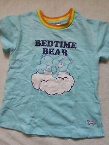 nwot carebear Care bear Peter Alexander size 10 kids fleece top