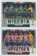 NIGERIA 2014 PRIZM FIFA WORLD CUP NATIONAL TEAMS REFRACTOR #26