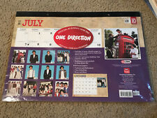 One Direction 1D 2013 Desk Calendar NEW SEALED VERY RARE Niall Horan Harry Style