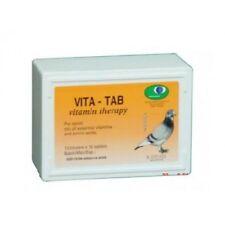Pigeon Product - Vita-Tab - 100 tablets - vitamins and amino acids - by Pantex