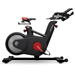 Life Fitness IC5 Indoor Cycle Bike - Cleaned & Serviced