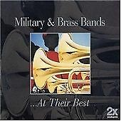Military and Brass Bands at Their Best, Various Artists, Very Good