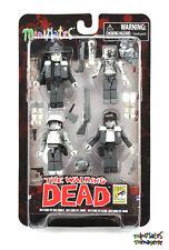 Walking Dead Minimates SDCC Exclusive Days Gone Bye Box Set