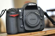 Nikon D300 camera body with Battery Charger CF card and more 5600 clicks