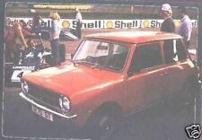 mini 1275 GT racing  clubman cooper brochure cooper s