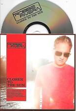 ROBBIE RIVERA - Closer to the sun CD SINGLE 10TR Trance Dutch Cardsleeve 2009