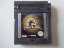 GameBoy Color Spiel - Mortal Kombat 4 (Modul)