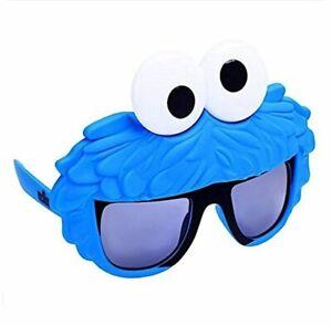 gafas Monstruo de las galletas estuche Lentes sol Plaza Sesamo proteccion uv