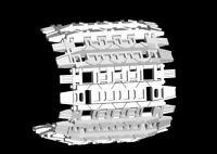 Trumpeter 02049 - 1:35 E-100 Track links - Neu