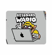 Keyboard Wario Mouse Pad