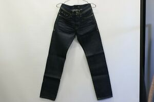 Last and True 3D Raw Skinny Ross Jeans - £20