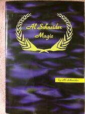 Al Schneider Magic, By Al Schneider, 2011, L & L Publishing, 732 Pages