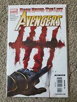 Dark Reign: The List Avengers #1 (2009) NM Marvel Key Issue One Shot