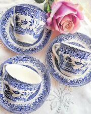 TAZZe DA TE  INGLESi Willow bianco-blu art. 11