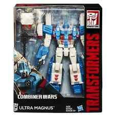 Transformers Generations Combiner Wars Leader Ultra Magnus Classics Lot + EXTRA