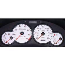 Lockwood Peugeot 206 White Dials. Early Petrol Model. No Oil Gauge #400XX (SALE)