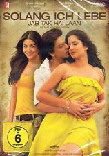 JAB TAK HAI JAAN / SOLANGE ICH LEBE - Bollywood Film DVD mit Shahrukh Khan