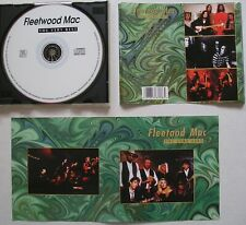 FLEETWOOD MAC THE VERY BEST *RARE CD COMPILATION* RUMOURS, STEVIE NICKS