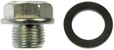 Engine Oil Drain Plug Dorman 090-039.1 fits 83-86 Nissan 720 2.4L-L4
