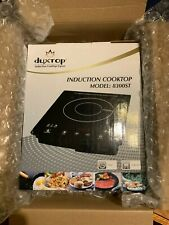 New listing Duxtop Secura 8300St 1800-W Electric Induction Cooktop Countertop Burner Euc