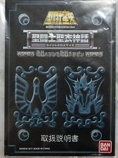 Black Dragon + Black Swan Bandai Saint Seiya Cloth Myth JAPAN USED