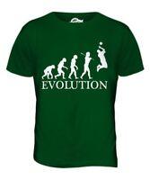 Volley-Ball Evolution de Homme T-Shirt Haut Cadeau Vêtements