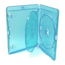 100 Triplo BLU RAY caso da 14 mm spina dorsale per azienda 3 DISCHI Replacment AMARAY COVER