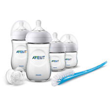 Philips Avent Natural SCF301 Newborn Starter Set Kit Baby Bottle