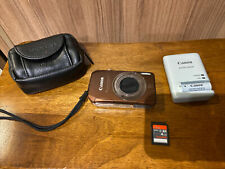 Canon PowerShot Digital ELPH Camera - SD4500 IS - Brown-Tested