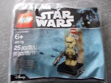 LEGO polybag minifigurine star wars, 40176 scarif stormtrooper NEUF !