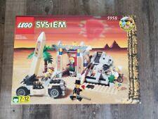 New NIB LEGO Adventurers Desert Sphinx Secret Surprise 5958 (SEALED) RARE