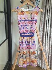 Ted Baker Polyester Floral Sleeveless Dresses for Women