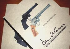 DAN WESSON ARMS LARGE FRAME REVOLVER Gun Owners  MANUAL