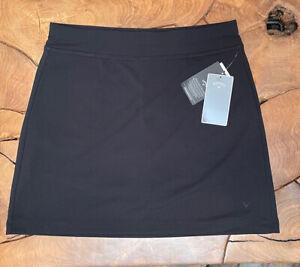 Womens Callaway Golf Opti-dry Skort Size Small NWT
