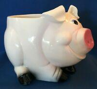 "Vintage1985 Arnel's ""Piggy"" Ceramic Planter- Excellent pre-owned condition"