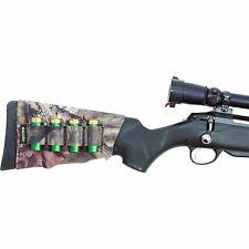 Allen Shotgun Neoprene Buttstock Shot Shell Holder Hunting Shooting Gear