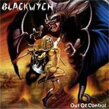 BLACKWYCH - Out of Control (NEW*NWOBHM CLASSIC*RERELEASE 1986*IRE*TYGERS*SAVAGE)