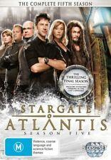 Stargate Atlantis: The Complete Season 5 New DVD R4