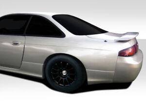 95-98 Fits Nissan 240SX N Sport Duraflex Rear Bumper Add On Body Kit!!! 109555