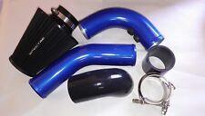 SALE!!!! Polaris Slingshot aluminum air intake!! Blue!!