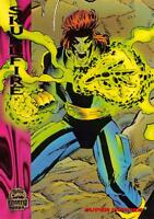 SKULLFIRE / Marvel Universe Series 5 (1994) BASE Trading Card #183