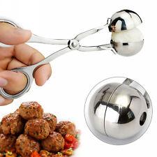 Molde para Croquetas albondigas sushi bolas Helados de Acero Inoxidable 4702