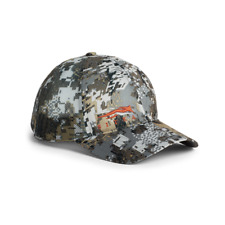 @NEW@ Sitka Gear Hunting ESW Cap! Early Season Hat Optifade Elevated II Camo